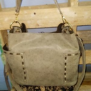 Pitaschio color purse